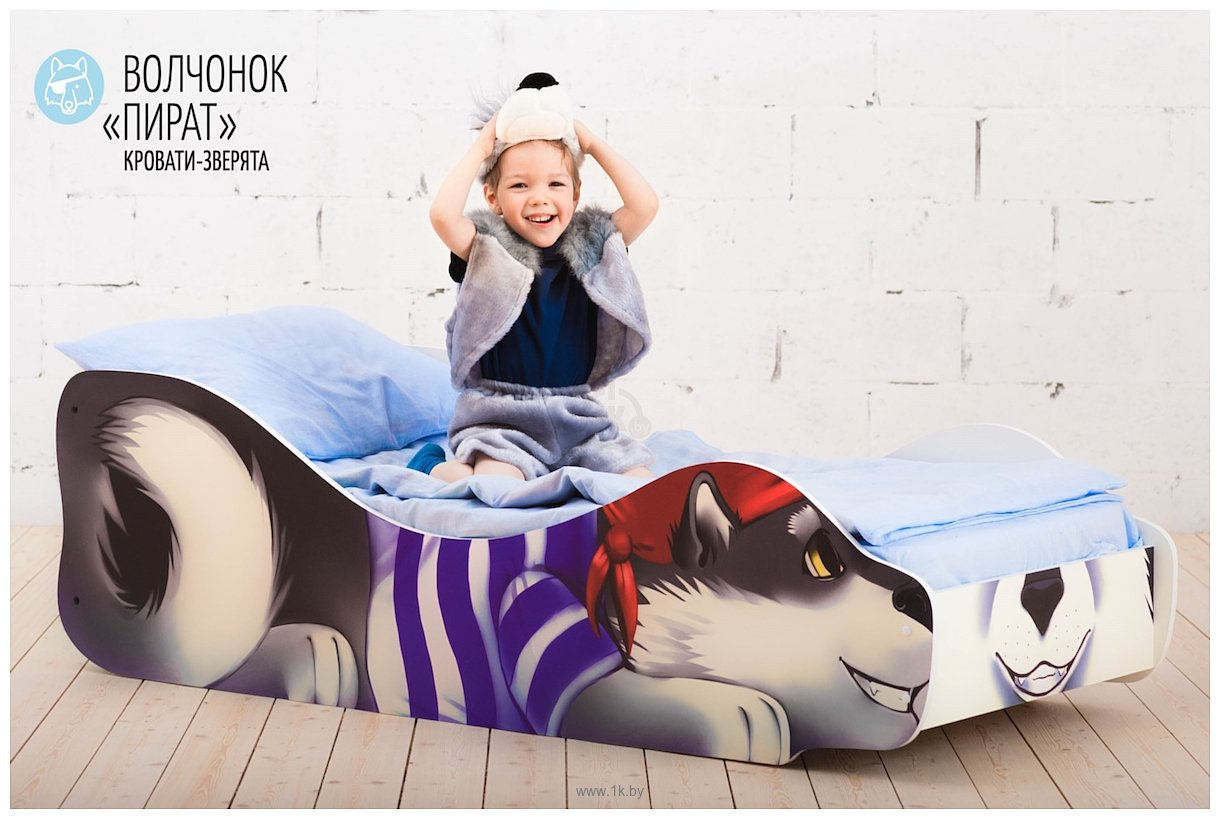 Фотографии Бельмарко Волчонок — Пират 160x70