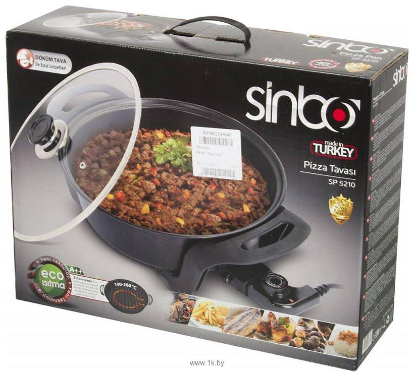Фотографии Sinbo SP 5210