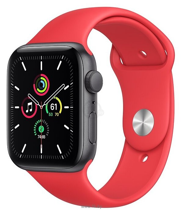 Фотографии Apple Watch SE GPS 40mm Aluminum Case with Sport Band