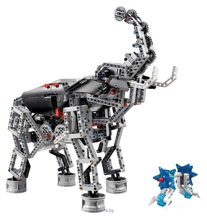 Фотографии LEGO Mindstorms 45560 Расширенный набор EV3