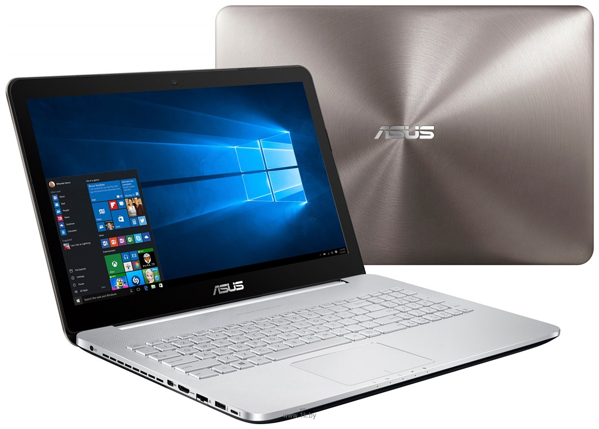 Фотографии ASUS VivoBook Pro N552VX-XO279T