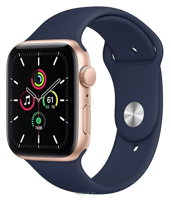 Фотографии Apple Watch SE GPS 44mm Aluminum Case with Sport Band