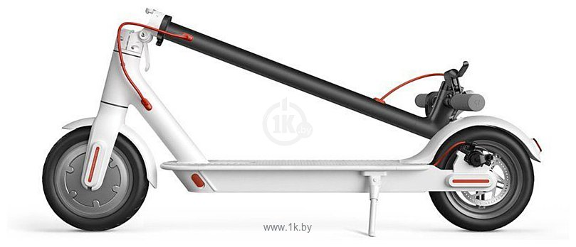 Фотографии Xiaomi MiJia Electric Scooter M365 1S