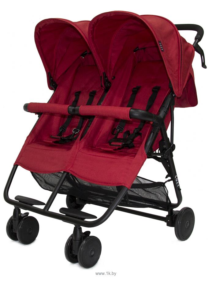Прогулочная коляска cozy smart для двойни отзывы