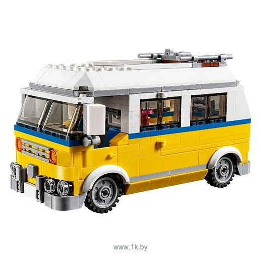 Фотографии LEGO Creator 31079 Фургон сёрферов