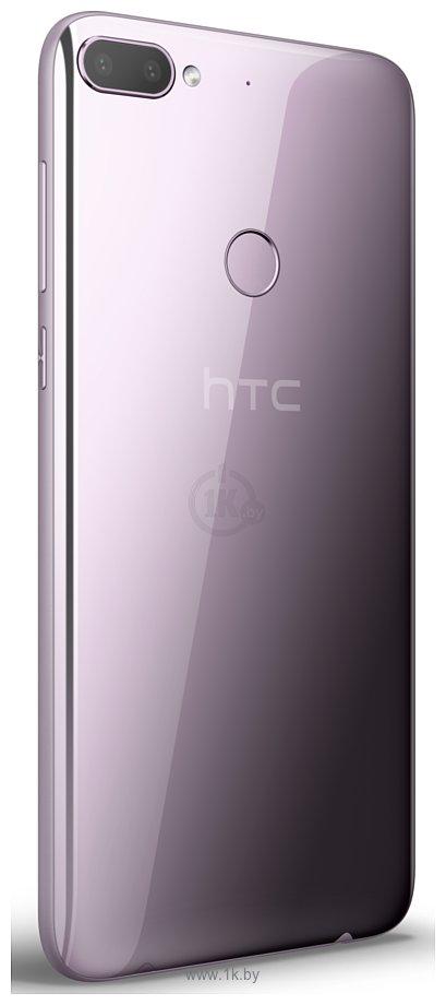 Фотографии HTC Desire 12+