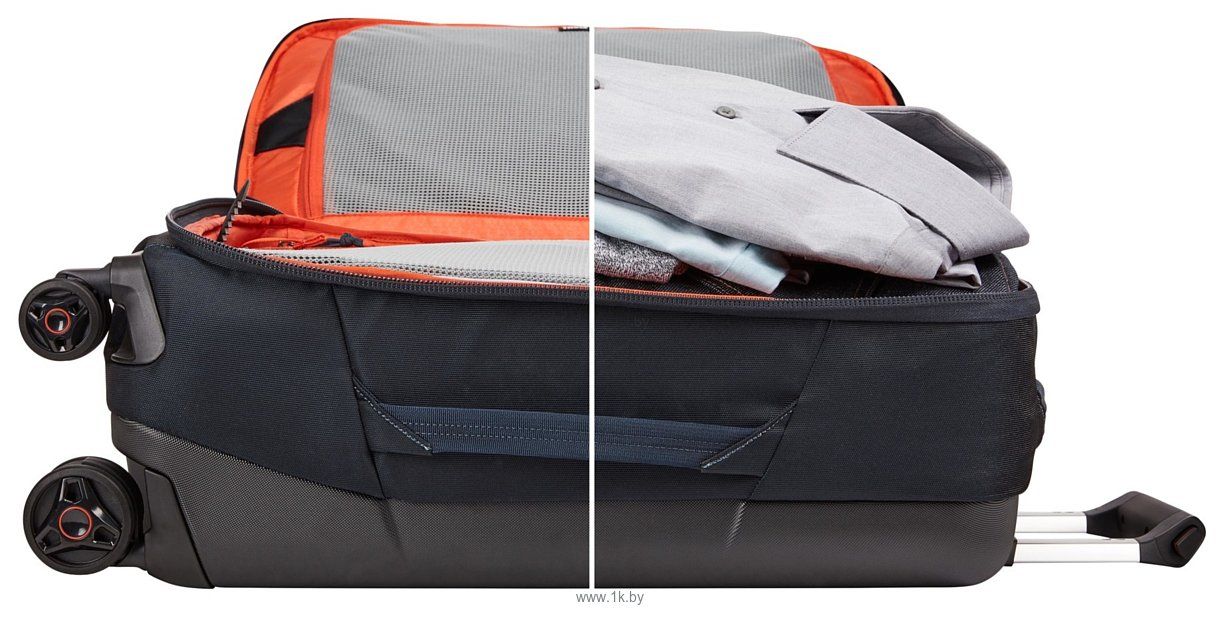 Фотографии Thule Subterra Carry On Spinner TSRS-322 55 см (mineral)