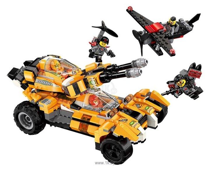 Фотографии Qman Powersquad 3404 Робот-трансформер