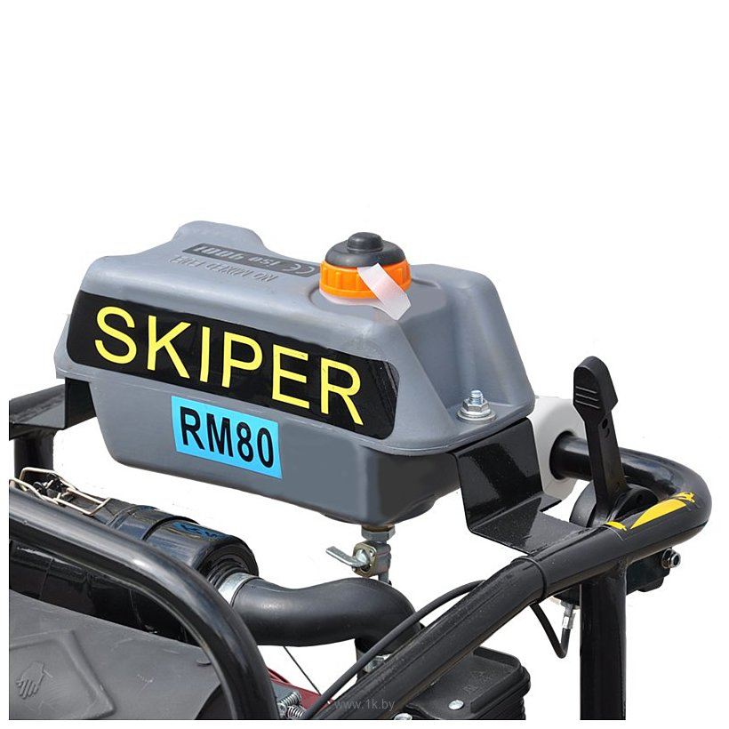 Фотографии Skiper RM80 Honda GX160