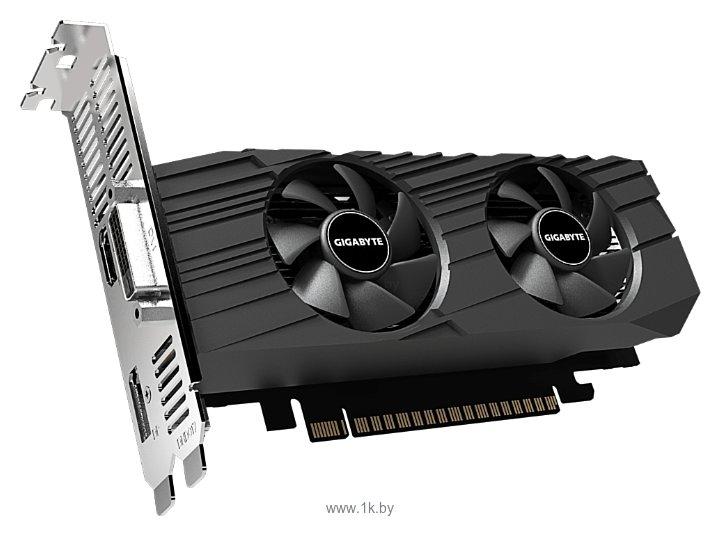 Фотографии GIGABYTE GeForce GTX 1650 OC Low Profile (GV-N1650OC-4GL)