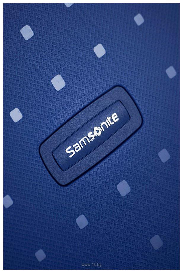 Фотографии Samsonite S'Cure Dark Blue 69 см