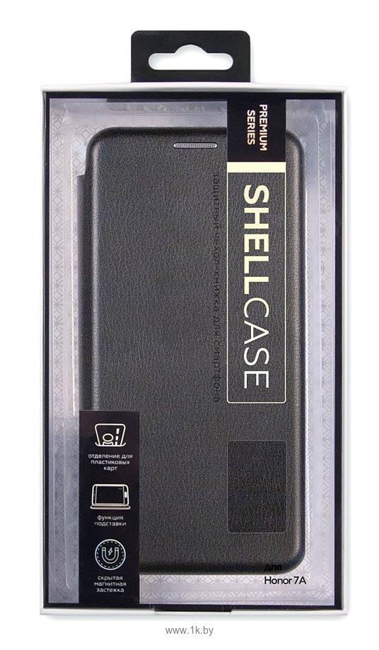Фотографии Smarterra ShellCase для Honor 7A (черный)