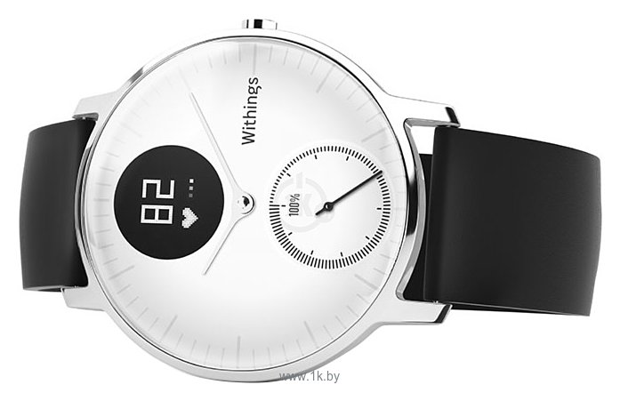 Фотографии Withings Steel HR (36mm)