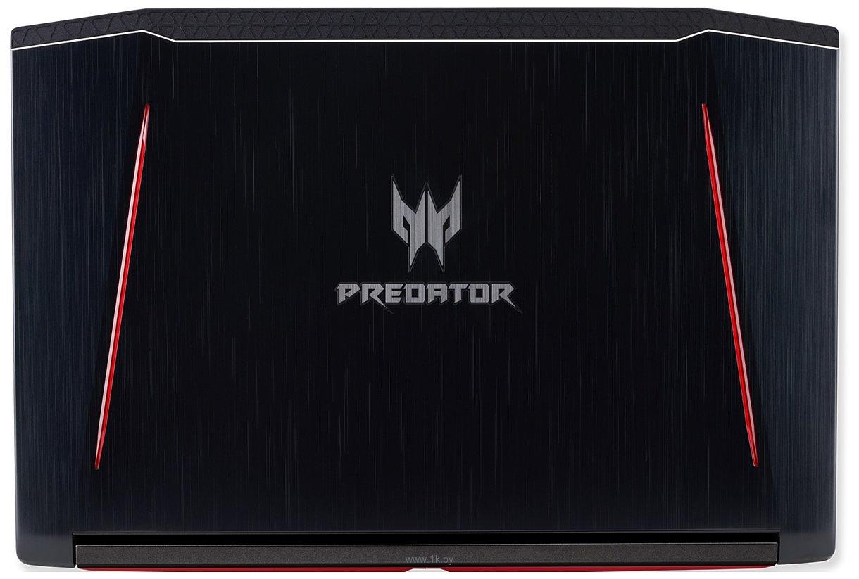 Фотографии Acer Predator Helios 300 PH315-51-72TR (NH.Q3FEP.005)