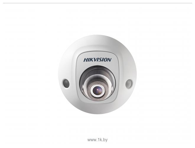 Фотографии Hikvision DS-2CD2523G0-IS (6 мм)