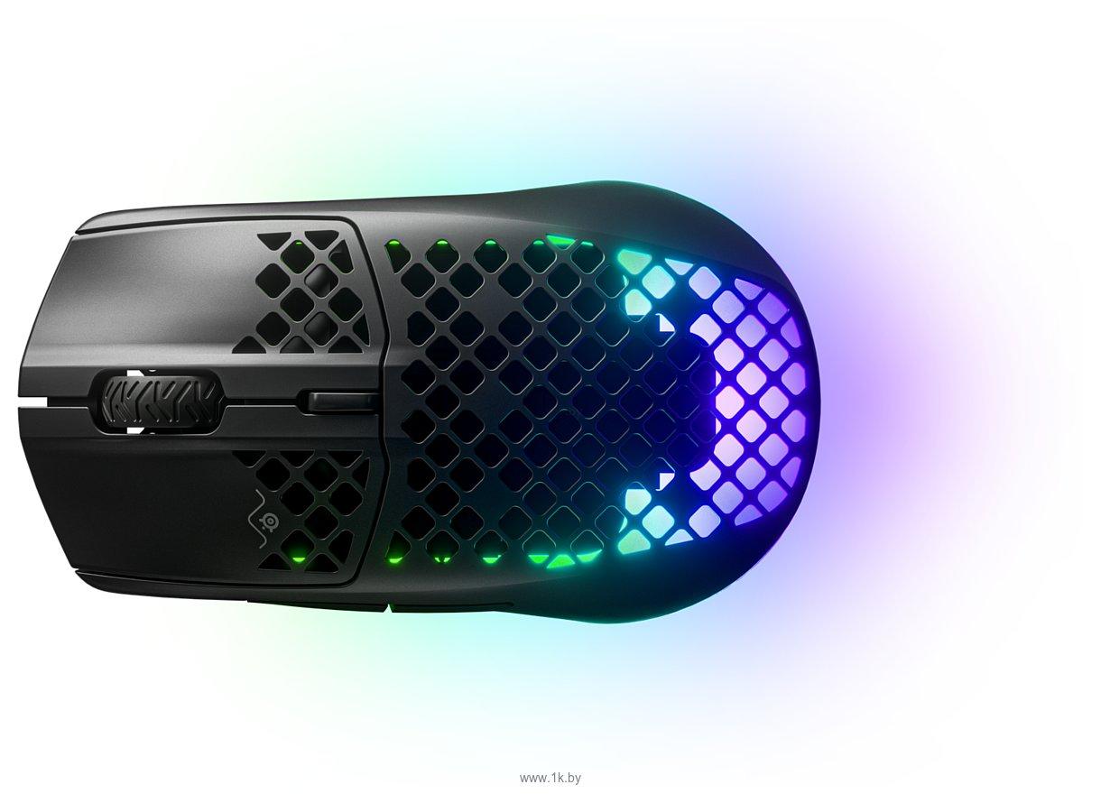 Фотографии SteelSeries Aerox 3 Wireless