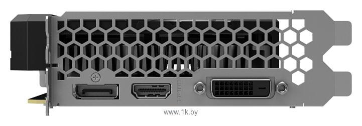 Фотографии Palit GeForce GTX 1650 SUPER StormX (NE6165S018G1-166F)