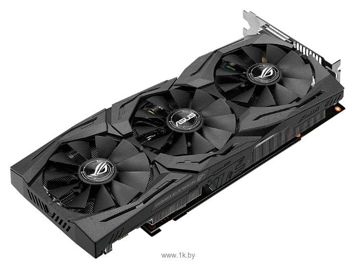 Фотографии ASUS GeForce GTX 1060 1506Mhz PCI-E 3.0 6144Mb 8008Mhz 192 bit DVI 2xHDMI HDCP