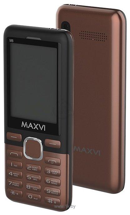 Фотографии Maxvi M6