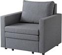 Ikea Ваттвикен 804.507.96 (кресло-кровать, лерхага светло-серый)