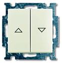 ABB Basic 55 1413-0-1102 (шале-белый)
