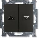 ABB Basic 55 1413-0-1098 (шато-черный)