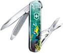 Victorinox Classic Limited Edition 2020 Deep Dive 0.6223.L2006
