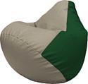 Flagman Груша Макси Г2.3-0201 (светло-серый/зеленый)