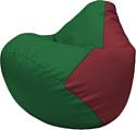 Flagman Груша Макси Г2.3-0121 (зелёный/бордовый)