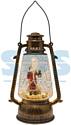 Neon-night Декоративный фонарь с подсветкой «Санта Клаус» 501-066