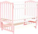 Bambini М.01.10.11 (белый/розовый)