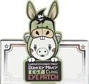 Elizavecca Donkey Milky Egf Cling Eye Patch 60 шт