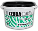 Zebracolor Фасаден Люкс 30кг (белый)