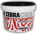 Zebracolor Интерьер Люкс 15кг (белый)