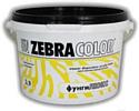 Zebracolor Фунгилюкс 3.6кг (белый)