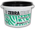 Zebracolor Фасаден Люкс 7.5кг (белый)
