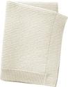 Elodie Wool Knitted Blanket 75x100 30300106102NA (vanilla white)