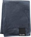 Elodie Pearl Velvet Blanket 75x100 30320129192NA (juniper blue)