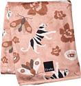 Elodie Pearl Velvet Blanket 75x100 30320133550NA (midnight eye)