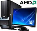 !Компьютер Nvidia MOBA AMD Ryzen 3 Pro 3200G/2x8 DDR4/HDD 1000Gb+SSD 120Gb/GeForce GTX 1050 Ti 4GB/500W!