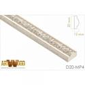 Молдинг декоративный Hiwood D20-MP4