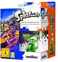 Nintendo Комплект игра Splatoon + Amiibo: Inkling Squid  [WiiU]