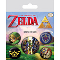 Pyramid International Набор значков The Legend Of Zelda