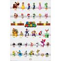 Pyramid International Постер Super Mario (Character Parade)