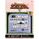 Pyramid International Набор магнитов The Legend Of Zelda (Retro)