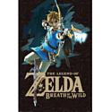 Pyramid International Постер The Legend Of Zelda: Breath Of The Wild (Game Cover)