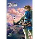 Pyramid International Постер The Legend Of Zelda: Breath Of The Wild (Hyrule Scene Landscape)