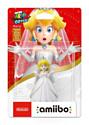 Nintendo Фигурка amiibo - Peach Wedding Outfit (На свадьбе) (Super Mario Odyssey