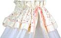 Балдахин на кроватку Lappetti Домик для птички / 036