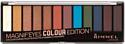 Палетка теней для век Rimmel Magnif'eyes Colour Edition Eye Contouring Palette тон 004